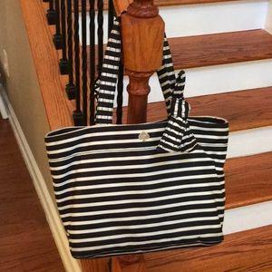 ♠️Kate Spade Maryanne striped diaper bag/Lg. tote